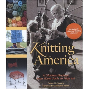Knitting America by Susan Strawn