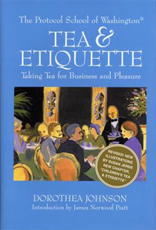 The original Tea & Etiquette book