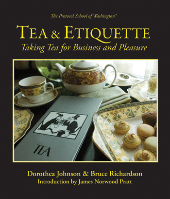 The new Tea & Etiquette